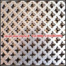 Decorative Perforated Metal Sheet ultra Fine Perforated Metal