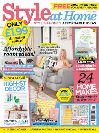 style at home magazine uk home design and style