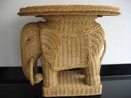 baby nursery rattan elephant hamper u2013 rattan creativity and headboard