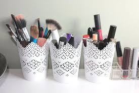 ikea makeup organizer makeup brushes holder ikea mugeek vidalondon organizer alex and a