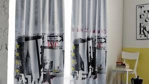 rideau chambre ado idées de décoration capreol us