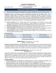 Sample Firefighter Resume Supply Chain Resume Format Free Resume Example And Writing Download