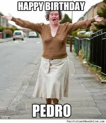 Pedro Meme - meme creator happy birthday pedro meme generator at memecreator org