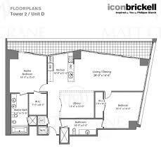 Icon Brickell Floor Plans Icon Brickell Icon Brickell Condos