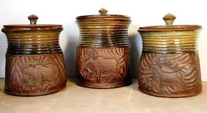brown kitchen canisters copper kitchen canisters canister sets for kitchen ceramic copper
