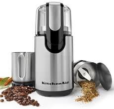 Kitchenaid Burr Coffee Grinder Review Blade Kitchenaid Coffee Grinder Spice Grinder With Accessories