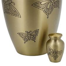 small keepsake urns 20 best butterfly urns jewelry images on butterfly