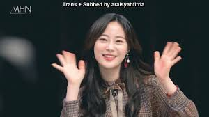 subs mhn sketch interview u0027wine day special u0027 with youngji youtube