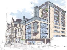 architectural sketches hatcher prichard