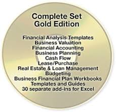 Business Valuation Excel Template Financial Excel All Programs 2017 Stephen Agorsor Pulse Linkedin