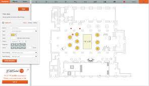 venue layout maker allseated seating chart software online platform