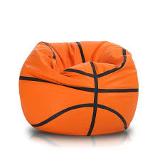 Large Bean Bag Chairs Amazon Com Turbo Beanbags Basketball Style Bean Bag Chair Large