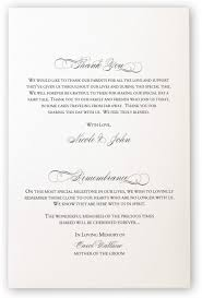 in memory of wedding program calla swirl 02 wedding programs marriage programs and