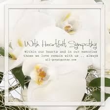 free sympathy cards within our hearts and in our memories free sympathy cards