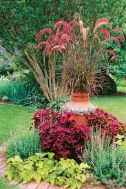 low light outdoor plants fall container gardening ideas southern living