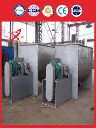 ribbon mixer equipment changzhou hengcheng drying equipment