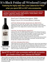 black friday santa barbara black friday weekend deal petersonwinecellars