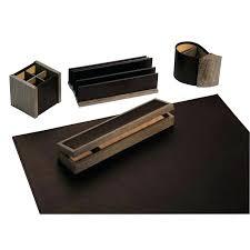 parure de bureau parure bureau cuir parure de bureau en cuir parure bureau cuir