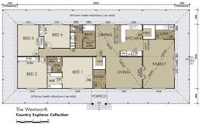 country style floor plans australian country house plans free homes zone
