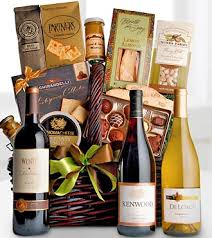 Wine And Country Baskets Gift Baskets