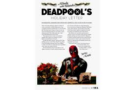 deadpool covers housekeeping hypebeast