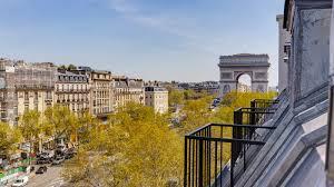 official site hotel montfleuri paris near arc de triomphe