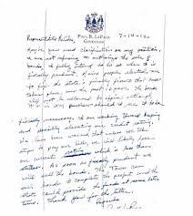 lepage u0027s handwritten notes show failings in maine u0027s record
