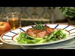 3 cuisine meteo a la carte recette le marcellin rôti au lard de david martin météo
