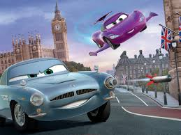 cars movie characters cars 2 secret detective style the showbook