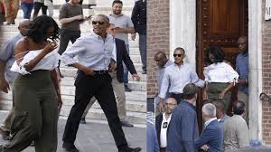obamas vacation in italy s fashion draws praise