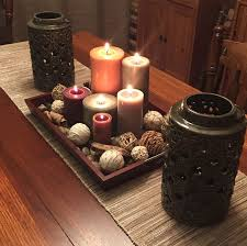 candle centerpieces for tables amazing of dining room candle centerpieces with best dining room