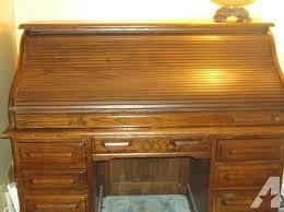 riverside roll top desk oak roll top desk for sale in masons island connecticut classified