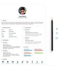 free resume templates example sample child care easy resumes for