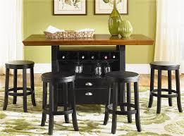 rectangle pub table sets center island table living room pinterest island table living