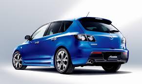 mazda japan models 2009 mazda3 axela facelift debuts in japan