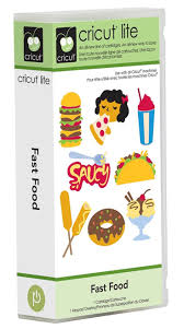 21 best cricut cartridge fast food images on pinterest fast