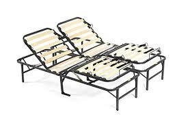 pragma bed pragma bed wooden slat adjustable bed frame head only queen