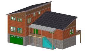shed roof homes modern prefab home design ideas by davis frame company