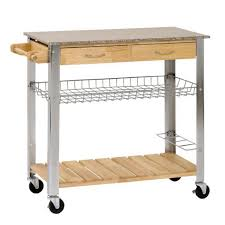 wire kitchen cart u2013 home design and decorating