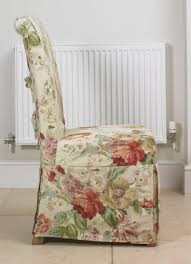 Covered Dining Room Chairs Dining Room Beautiful Floral Dining Room Chair Cover Design