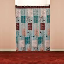 Turquoise Curtains Walmart Walmart Brown Curtains