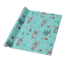 cow wrapping paper eisendle illustration wrapping paper