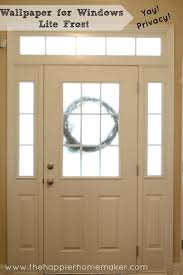 artificial windows for basement faux frosted windows the happier homemaker