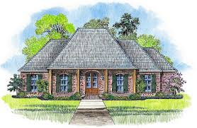 acadian house plan with pine beam accents 56384sm