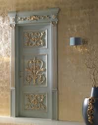 palazzo peterhof classic wood interior doors italian luxury
