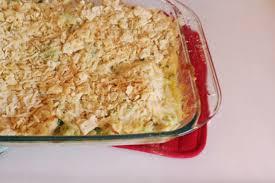 broccoli cheese casserole thanksgiving side recipe 2017