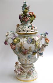 Meissen Vase Value Rokoko Dönemi Chic Meissen Porselen Yorum Kayd Rusça Servisi