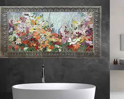 mosaic wall art etsy