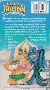 talespin talespin search for the lost city vhscollector com your