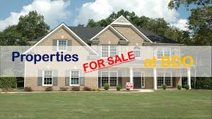 bdo properties house and lot for sale with big discount the